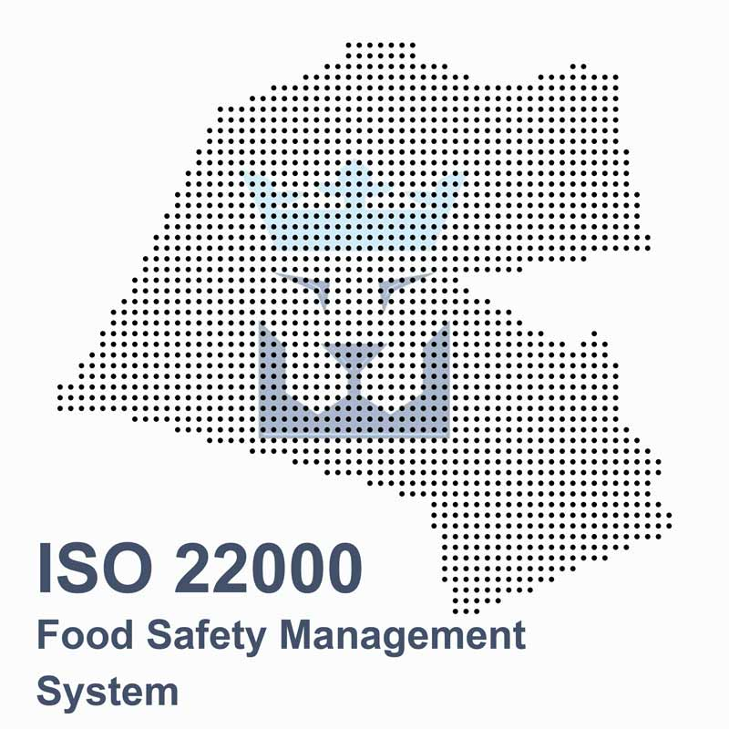 ISO 22000 food safety management system in Kuwait