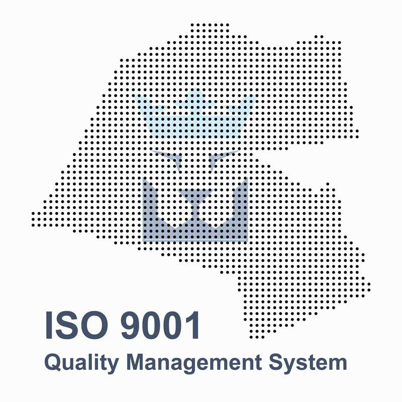ISO 9001 quality management system certification in Kuwait