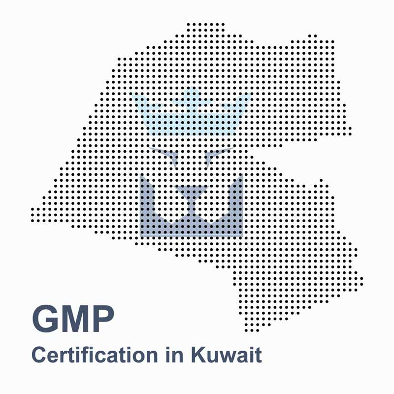 good manufacturing practices certification in Kuwait