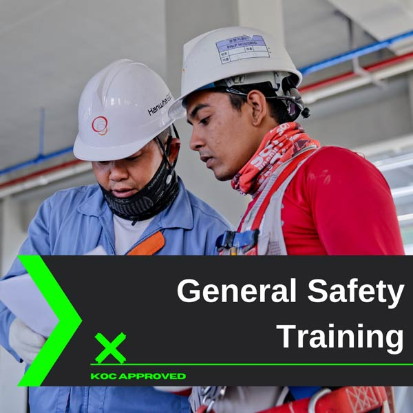 KOC approved General safety training in Kuwait
