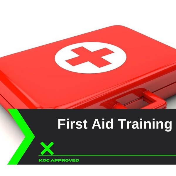 KOC approved first aid training in Kuwait