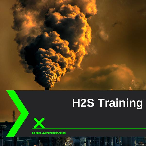 KOC approved h2s training in Kuwait