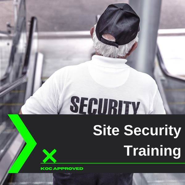 KOC approved site security training in Kuwait